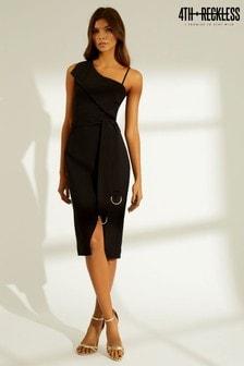Структурированное платье миди 4th & Reckless