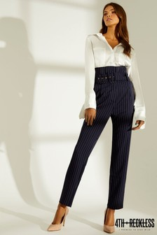4th & Reckless Belted Trouser
