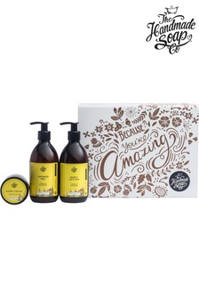 The Handmade Soap Co Because You're Amazing Gift Box