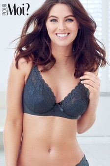 Pour Moi Rebel Underwired Plunge Bra