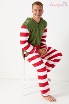 Loungeables Elf Onesie Nightwear