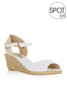 Spot On Fabric Wedges