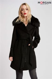 Morgan Wrap Coat