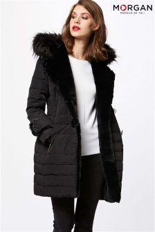 Morgan Longline Padded Coat