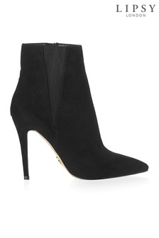 Lipsy Pointed Toe Stiletto Ankle Boots