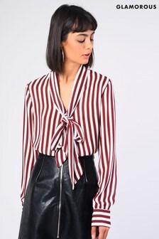 Glamorous Striped Shirt