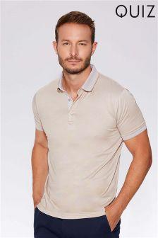 Quizman Jersey Polo Shirt