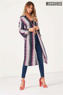 Missguided Ethnic Printed Kimono
