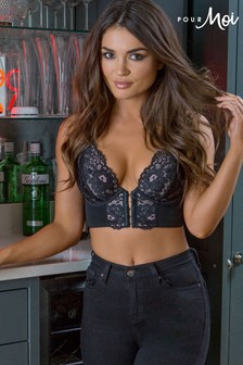 Pour Moi Amour Underwired Bralette