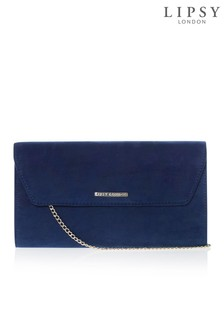 de1d2df4a6 Navy · Black · Nude · Red · Matt Nude · Pink · Lipsy Envelope Clutch Bag
