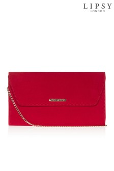 Lipsy Envelope Clutch Bag