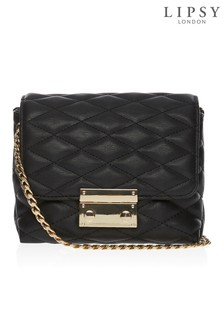 Lipsy Quilted Cross Body Bag