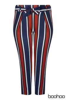 Boohoo Plus Culotte Trousers