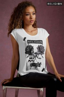 Religion Graphic T-Shirt