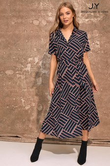 JDY Stripe Shirt Dress