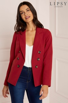 Lipsy Military Style Tailored Blazer