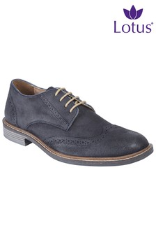 Lotus Leather Brogues