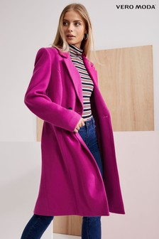 Vero Moda Fitted Tailored Coat