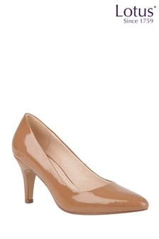 Lotus Patent Court Shoe