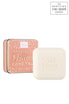 Scottish Fine Soaps Make All Yours Dreams Come True Soap In a Tin