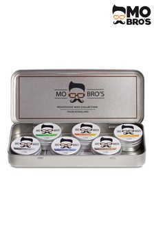 Mo Bro's Moustache Wax Gift Set