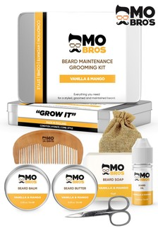 Mo Bro's Maintenance Beard Grooming Gift Set