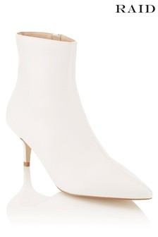 Raid Pointed Ankle Boots