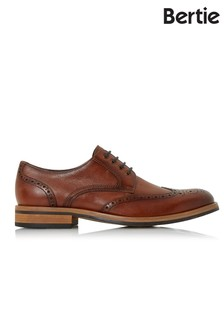 Bertie Leather Brogues