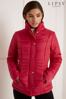 Lipsy Essential Short Padded Coat