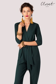 Closet Cross Over Jumpsuit
