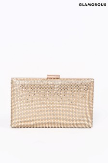 Glamorous Shimmer Clutch