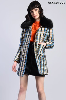 Glamorous Woven Coat
