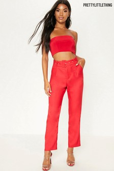 PrettyLittleThing Tailored Trouser
