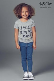 Want That Trend Mummy And Me T-Shirt