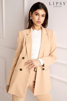 Lipsy Longline Tailored Jacket