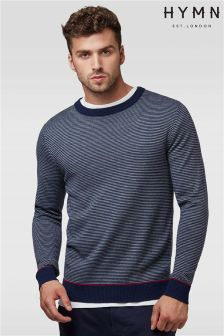 Hymn Merino Wool Stripe Jumper