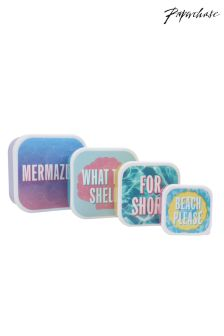 Paperchase Mermazing Snack Boxes