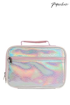 Paperchase Mermaid Squad Iridescent Lunch Bag