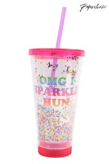 Paperchase Philip Normal Light up cup with straw