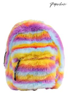 Paperchase Philip Normal Furry Backpack