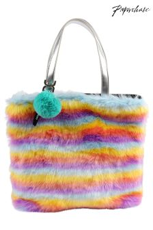 Paperchase Philip Normal Furry Tote