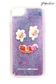 Paperchase Philip Normal Glitter iPhone 6/7/8 Case