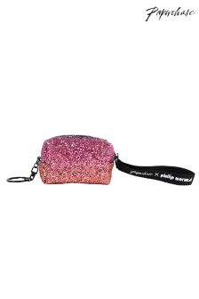 Paperchase Philip Normal Mini Glitter Pouch