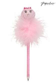 Paperchase Philip Normal Cat Fluffy Pen
