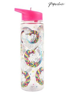 Paperchase Bottle With Straw