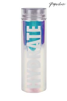 Paperchase Iridescent Hydra Water Bottle