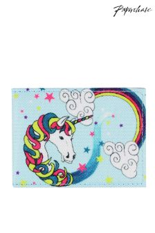 Paperchase Unicorn Pass Case