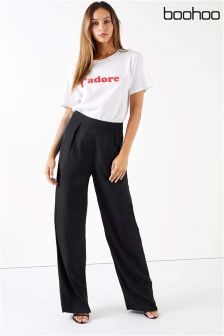 f7fedf446a47 Women's Trousers Boohoo | Next Ireland