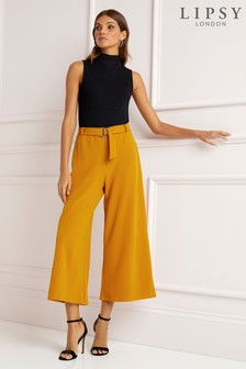 Lipsy D Ring Culotte Trousers