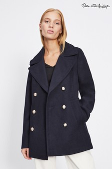 Miss Selfridge Military Coat